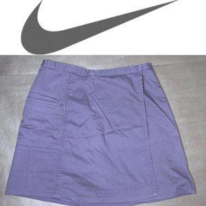 Nike Golf Dri-fit Skirt w/ shorts SZ S